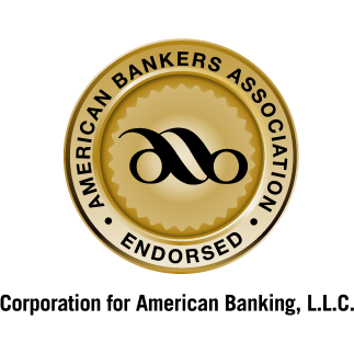 Endorsed by the American Banker's Association